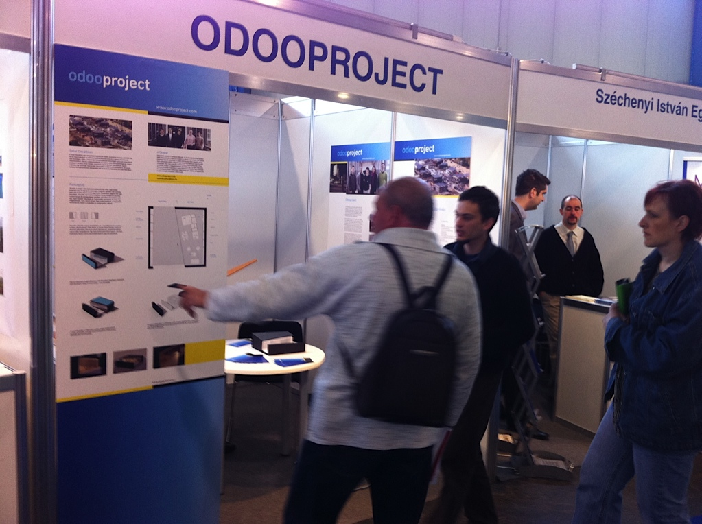 img 01551 Odooproject at the Renexpo?